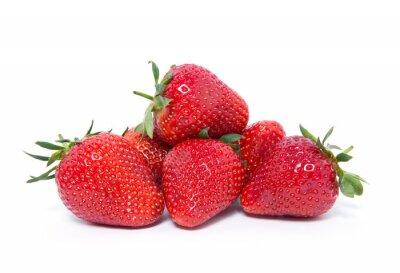 Väggdekor jordgubbe