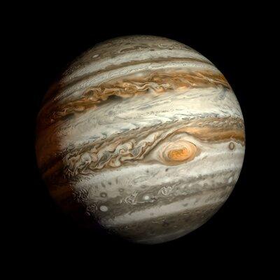 Väggdekor Jupiter