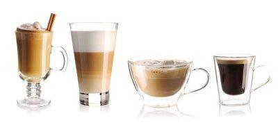 Väggdekor kaffe samling