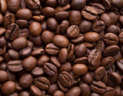 Väggdekor Kaffebönor