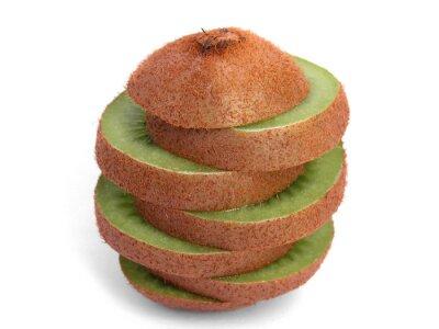 Väggdekor kiwi