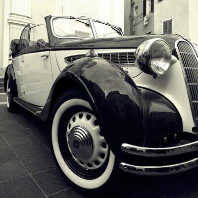 Väggdekor Klassisk bil