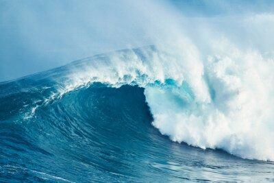 Väggdekor Kraftfull Ocean Wave