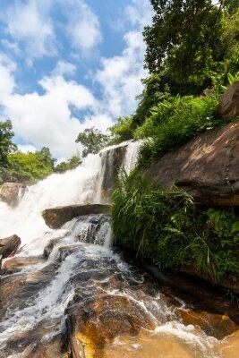 Väggdekor Mae klang vattenfall, Doi Inthanon nationalpark, Thailand