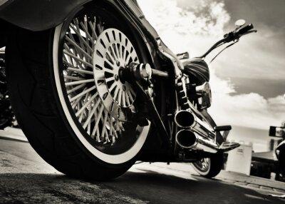 Väggdekor Motorcykel