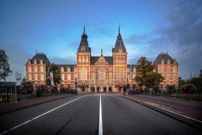Väggdekor National Museum Amsterdam