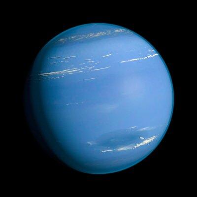 Väggdekor neptunus