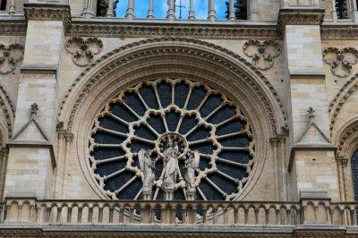 Väggdekor Notre Dame