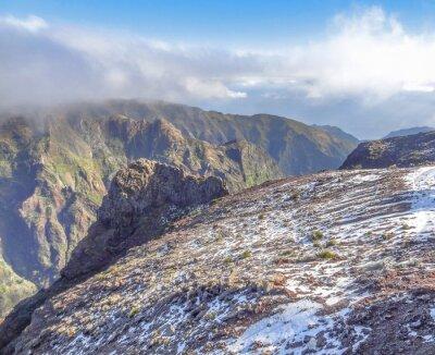 Väggdekor Ö namngav Madeira