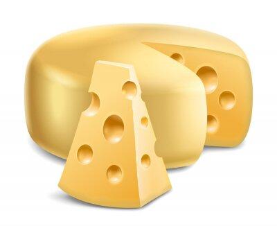 Väggdekor ost