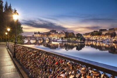 Väggdekor Paris - Pont des Arts