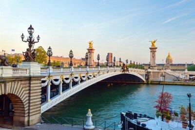 Väggdekor Pont Alexandre