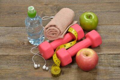 Väggdekor Produkter för sport