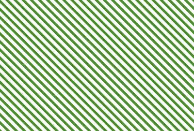 Väggdekor Ränder diagonal grön vit