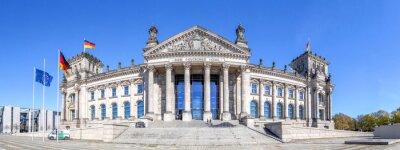 Väggdekor Reichstag Berlin