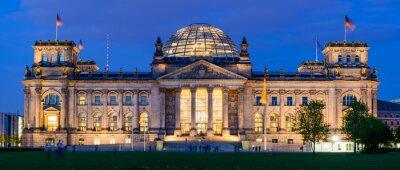 Väggdekor Reichstag byggnaden i Berlin