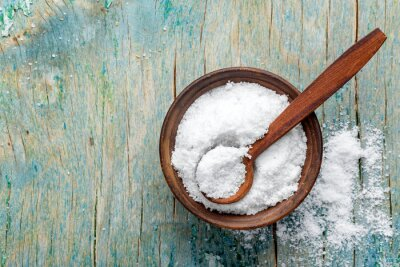 Väggdekor salt-