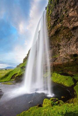 Väggdekor Seljalandsfoss vattenfall