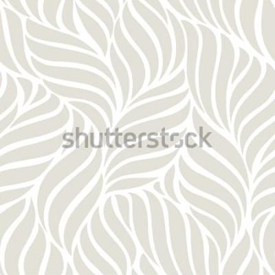 Väggdekor sömlös abstrakt grå bakgrund