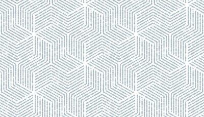 Väggdekor Sömlös vektorbakgrund. Enkel grafisk design för galler
