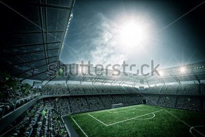 Väggdekor Stadium