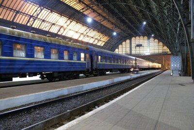 Väggdekor station Lvov