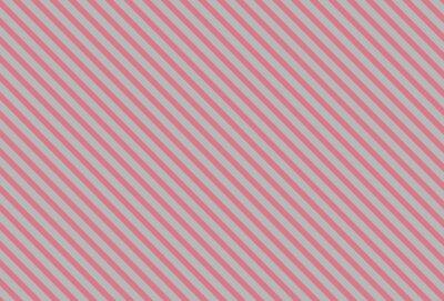 Väggdekor Streifenmuster rosa grau