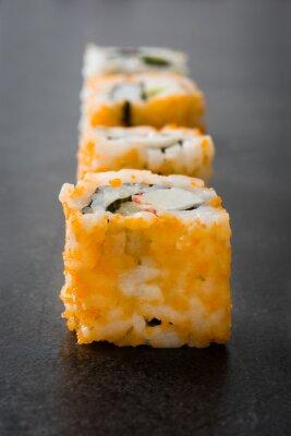 Väggdekor Sushi. japansk mat