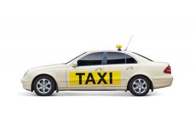 Väggdekor Taxi_02