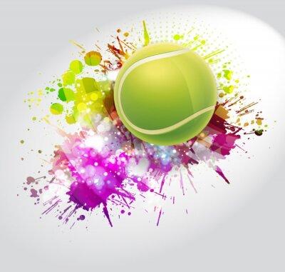 Väggdekor Tennis, Competizione, torneo