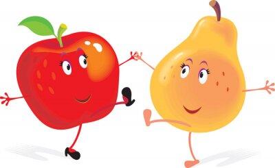 Väggdekor Tutti Frutti 01