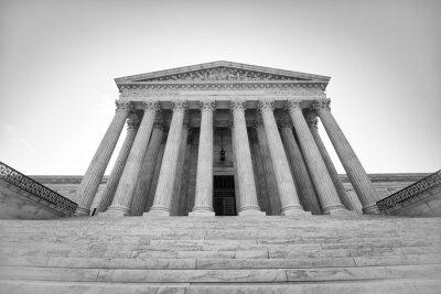 Väggdekor U.S. Supreme Court