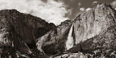 Väggdekor vattenfall