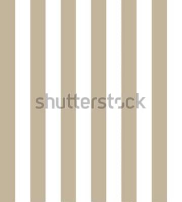 Väggdekor Vector sömlösa mönster med breda vertikala linjer
