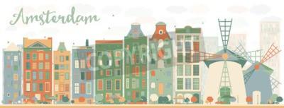 Väggdekor Vektor illustration. Bild för presentation, banner, skylt och hemsida.