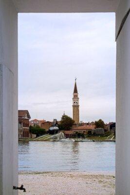 Väggdekor Venedig, Arsenale