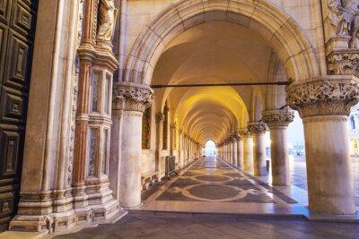 Väggdekor Venezia, Colonnato di piazza San Marco.