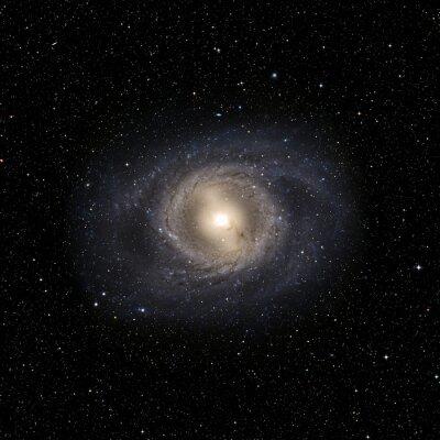 Väggdekor Visa Galaxy systemet isolerade delar av bilden som tillhandahålls av NASA
