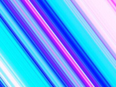 Väggdekor Абстрактный разноцветный фон с полосами.