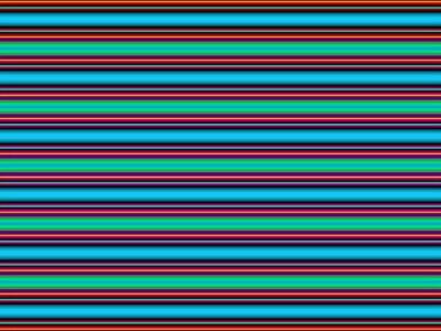 Väggdekor Абстрактный яркий фон с полосами.