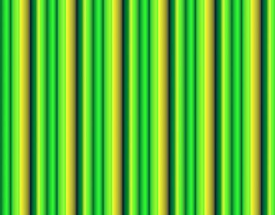 Väggdekor Зеленый фон с полосами.