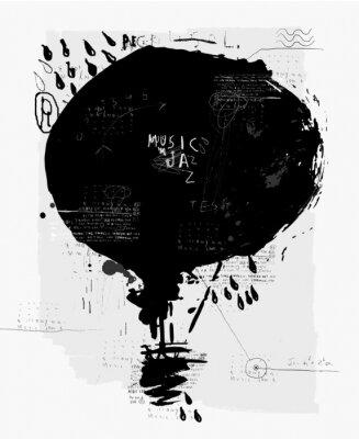 Väggdekor Воздушный шар