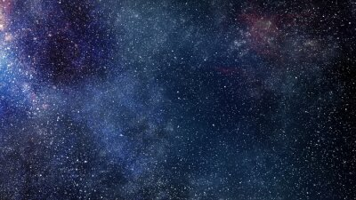Väggdekor 宇宙空間