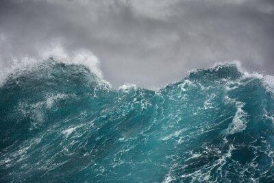 Väggdekor sea wave